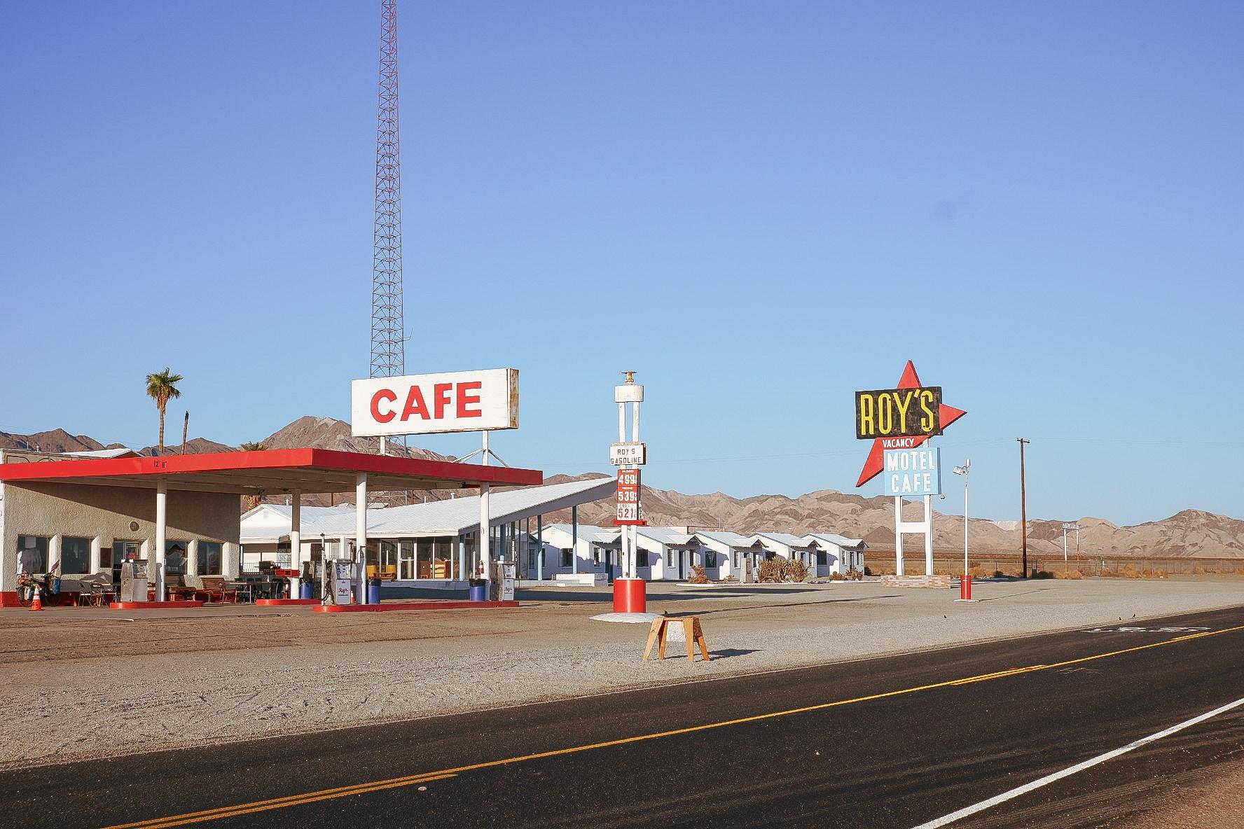 Roy's - Route 66