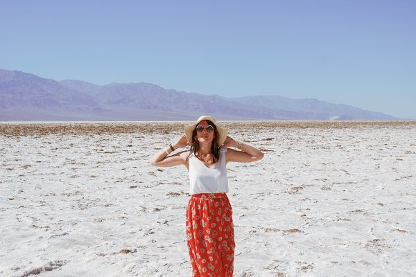 Travel With Rosa Canina - Badwater - Death Valley