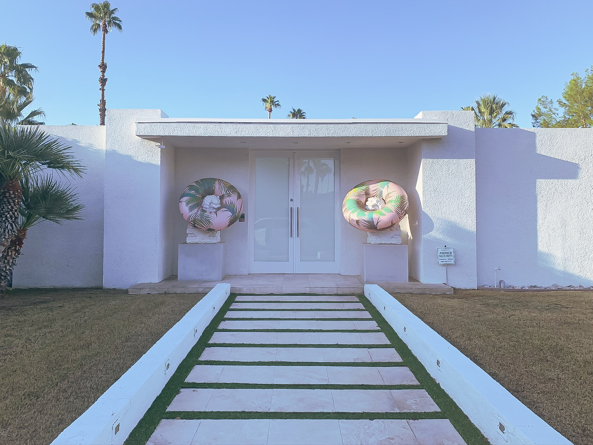 The Lions House - Palm Springs, Californie